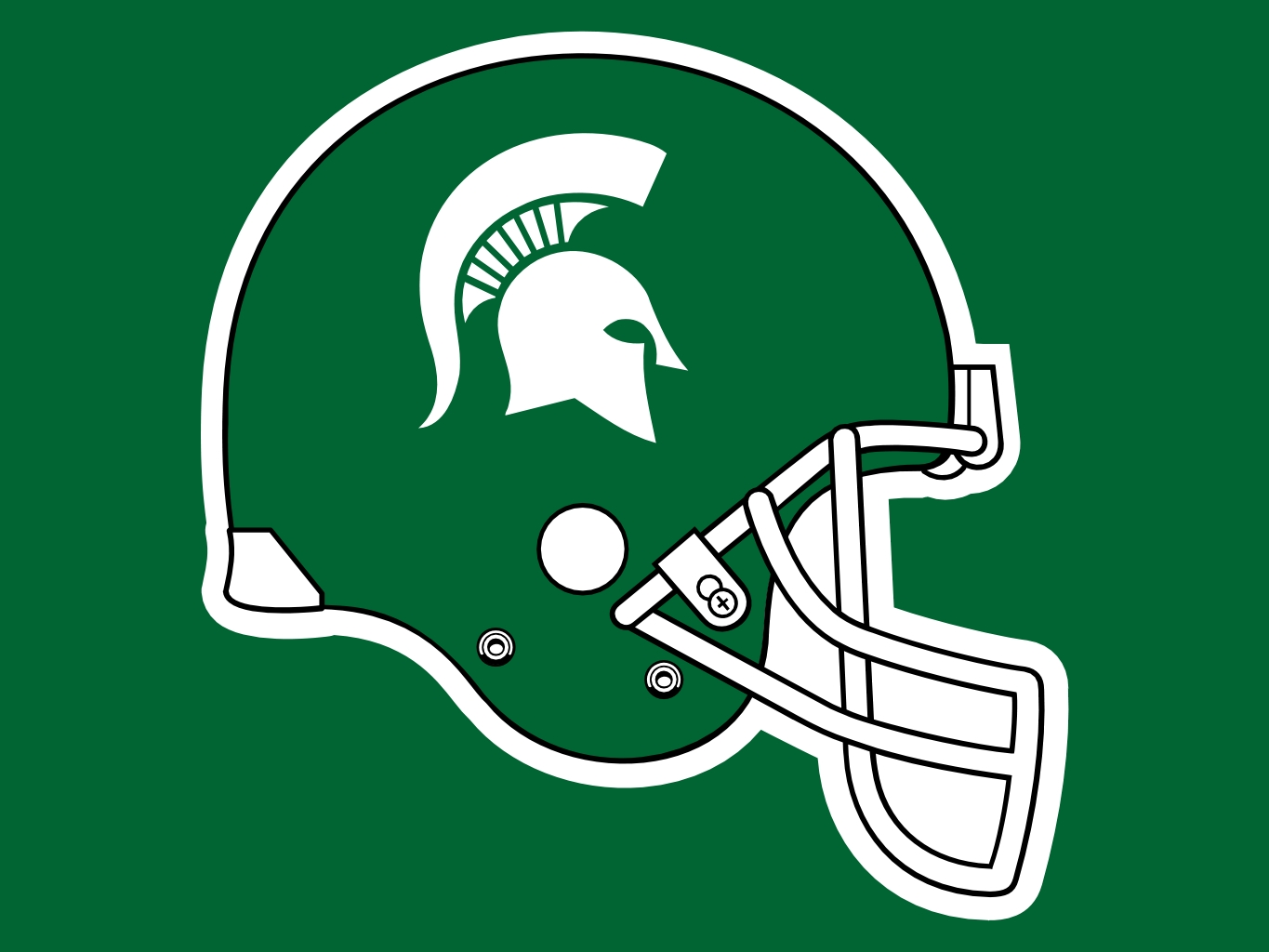 Michigan State Spartans Football Wallpaper - WallpaperSafari