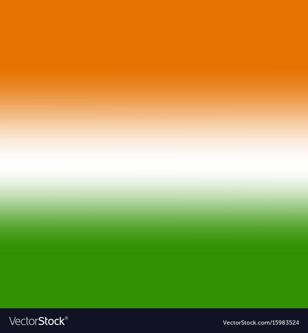 Indian flag tricolor background wallpaper Vector Image 1000x1080