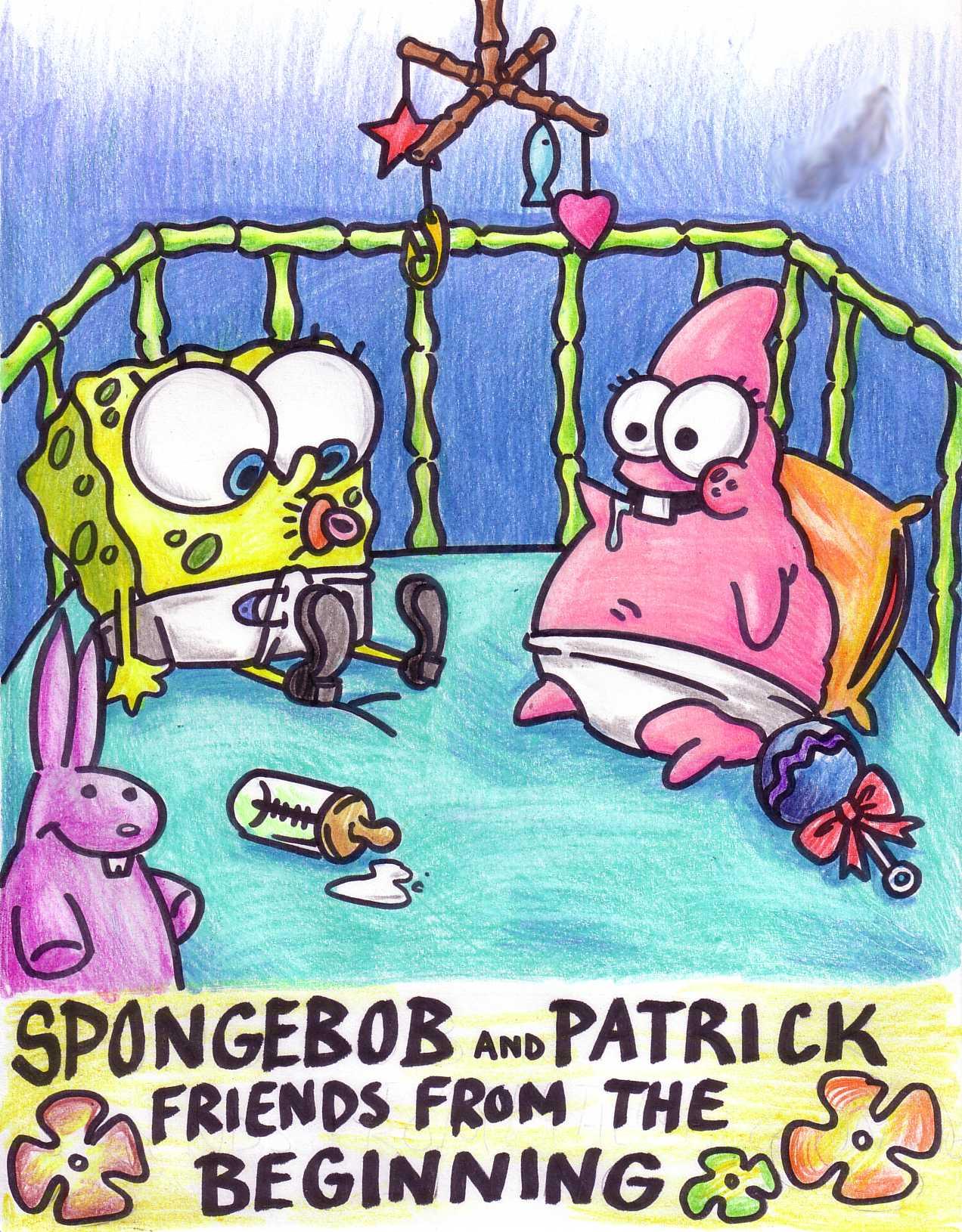 49 Spongebob And Patrick Wallpaper On Wallpapersafari