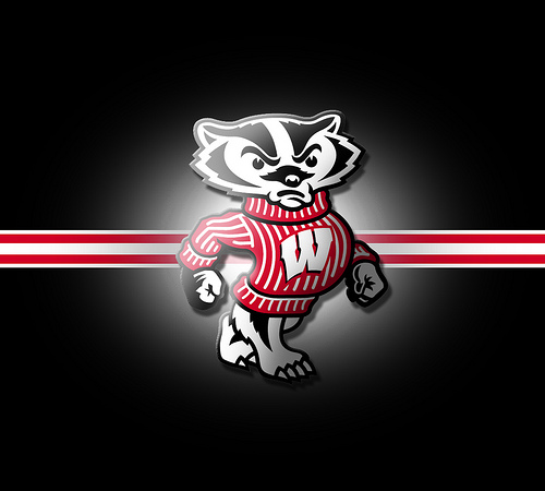 wisconsin desktop wallpaper UW badgers WP Flickr   Photo Sharing 500x450