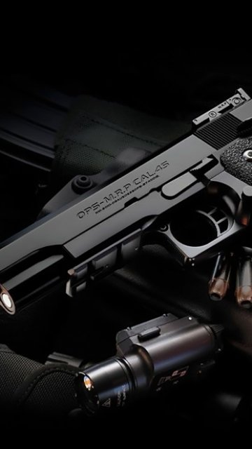 Gun Wallpapers for Pho...