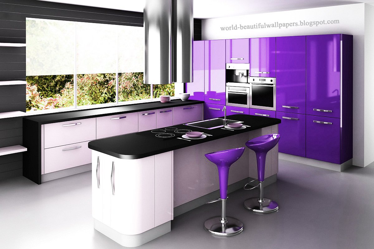 Beautiful Wallpapers kitchen Interior wallpaper 1200x800