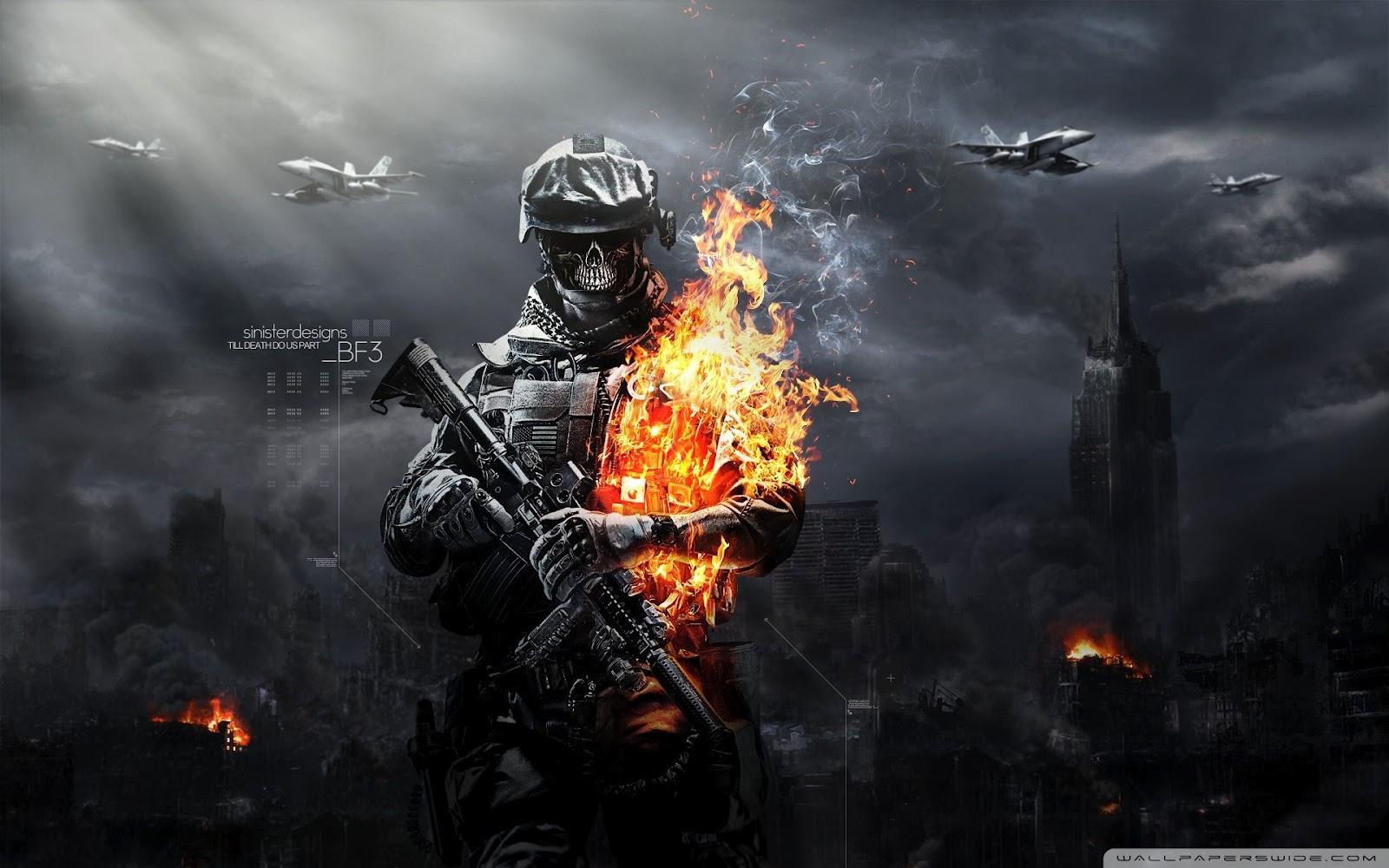 Freaking Spot Battlefield Full HD 1080p Wallpapers 1600x1000
