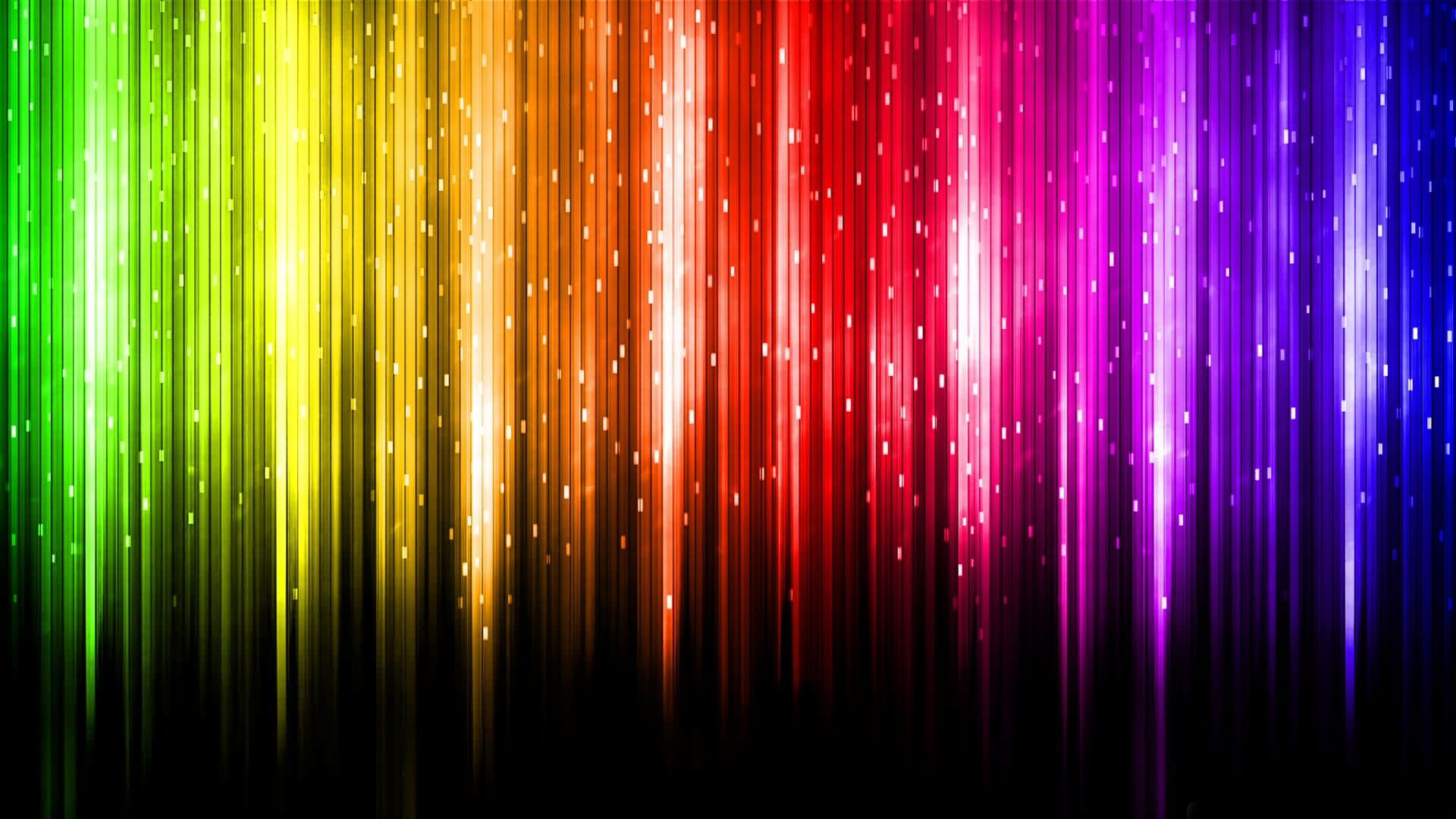 Rainbow Colored Wallpaper - WallpaperSafari