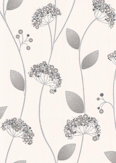Claire GrayWhite Wallpaper   Contemporary   Wallpaper   by Graham 392x549