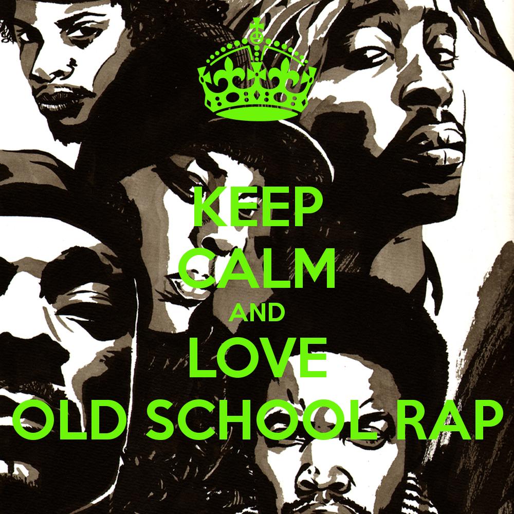 Love Rap And love old school rap 1000x1000