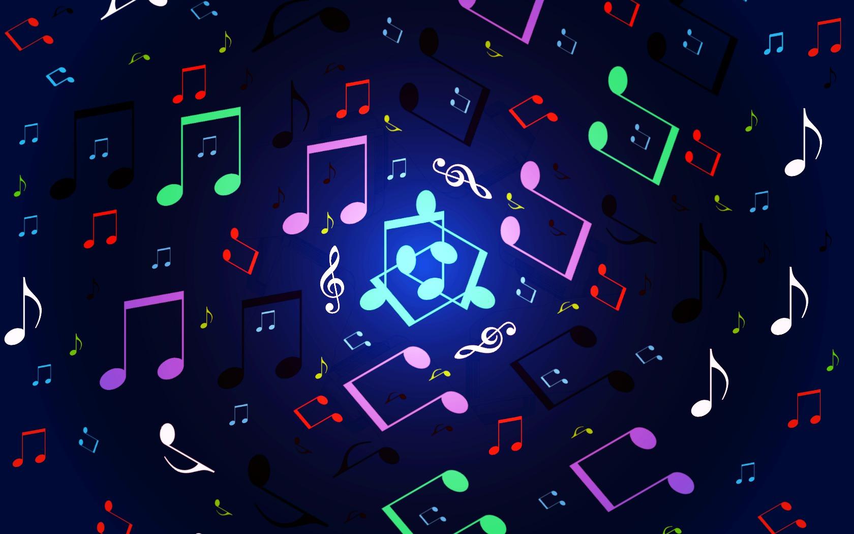 Hd wallpaper music - Music Notes Wallpaper 10195 Hd Wallpapers In Music Imagesci Com