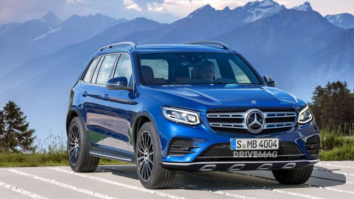 Best 2019 Mercedes GLB Front High Resolution Wallpapers New 1200x675