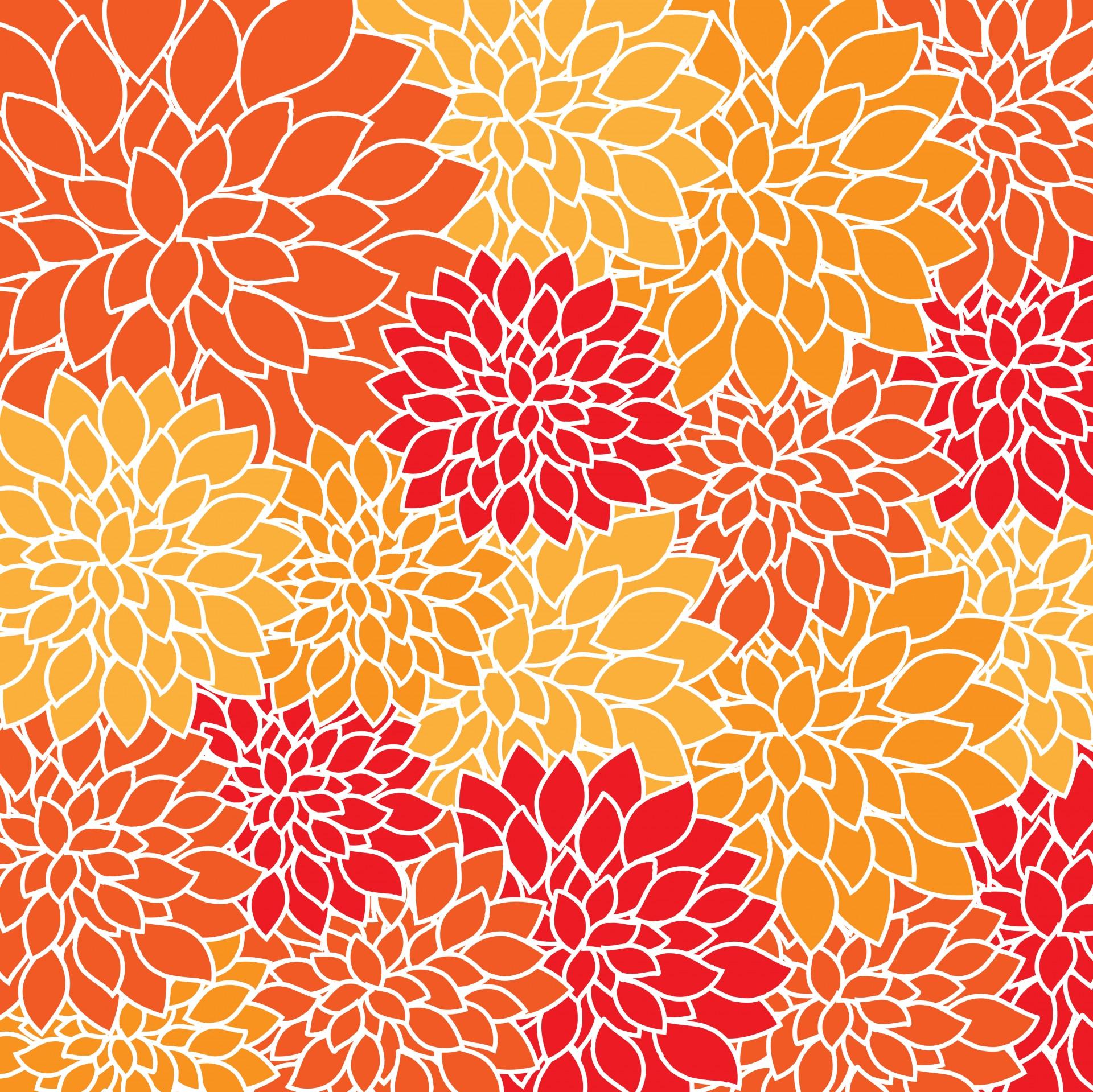 Vintage Floral Wallpaper Pattern Stock Photo HD   Public Domain 1920x1919