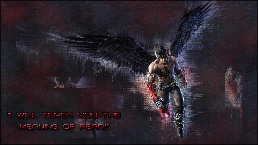 Tekken Devil Jin Wallpaper 900x506