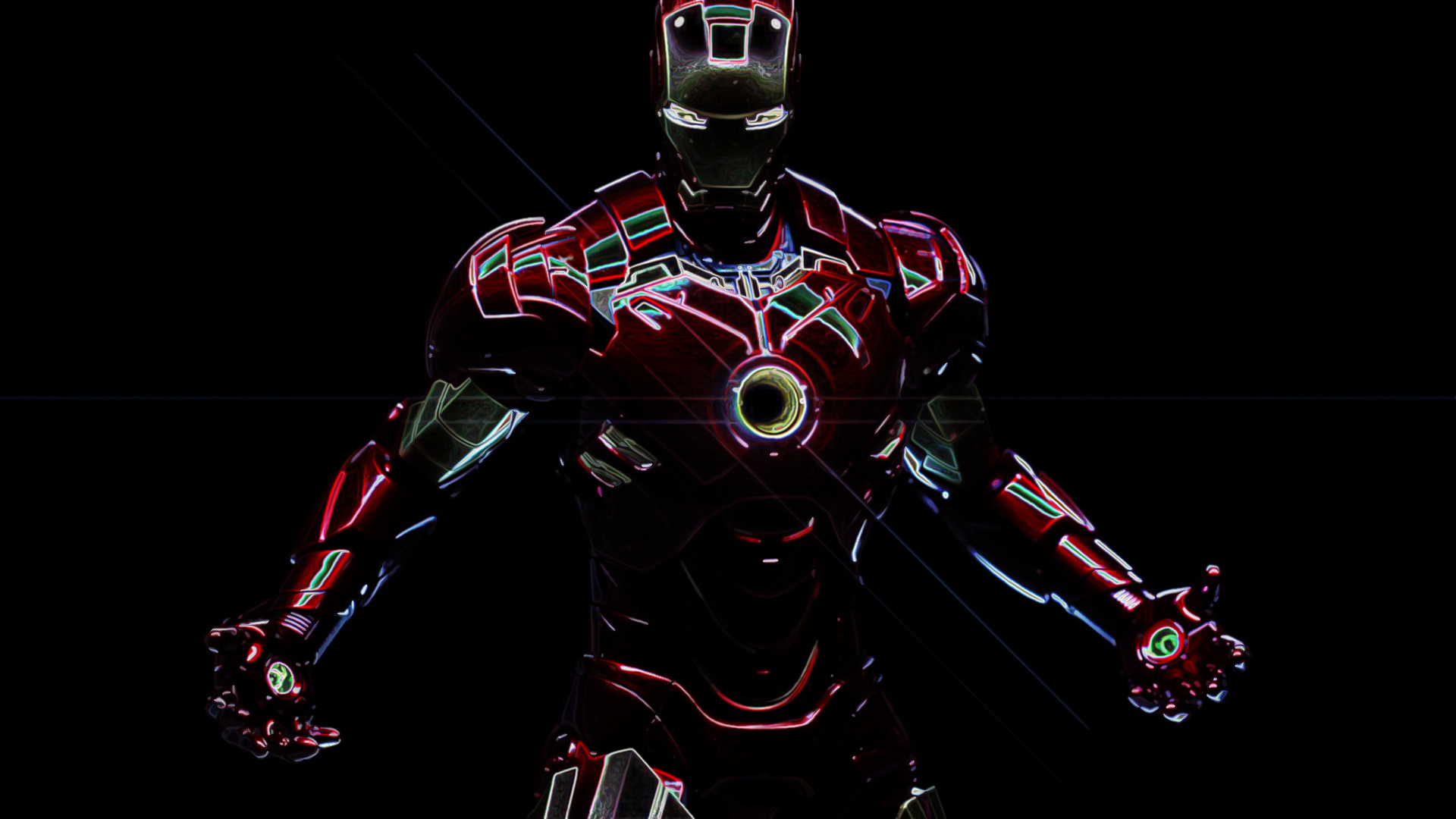 Iron Man Wallpaper 1920x1080