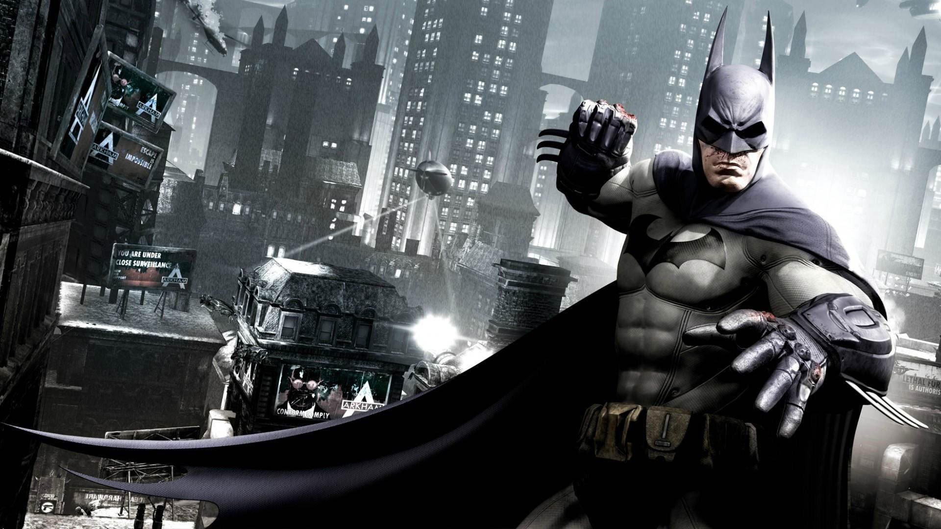 Batman Arkham Origins 1080p Wallpaper 1920x1080