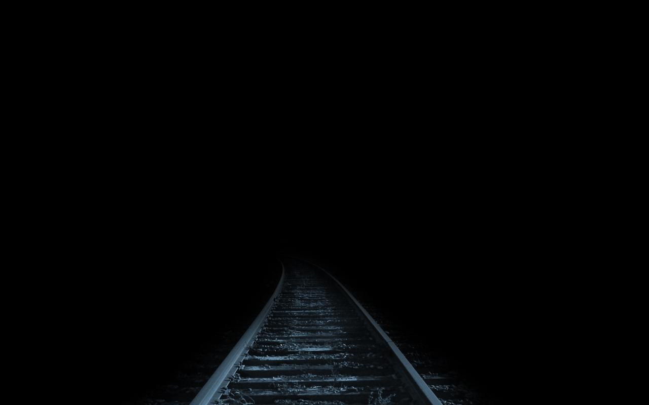 Night Time Railroad Wallpaper LOLd Wallpaper   Funny Pictures 1280x800