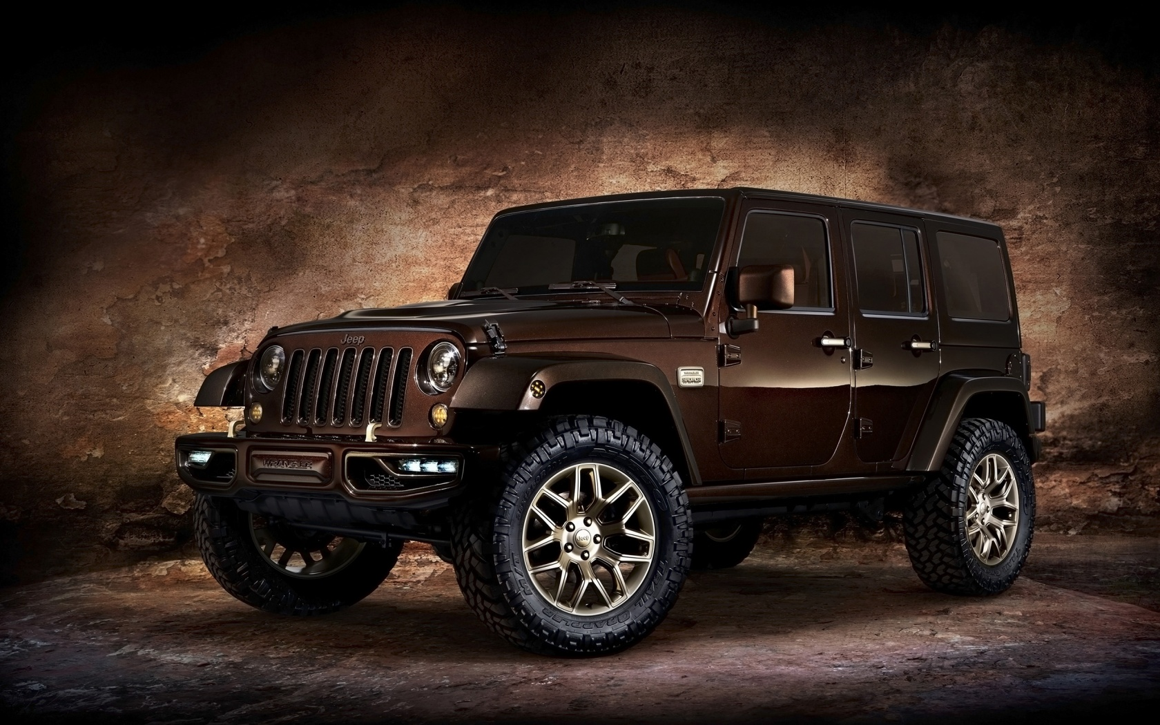 2014 Jeep Wrangler Sundancer Concept Wallpaper HD Car Wallpapers 1680x1050
