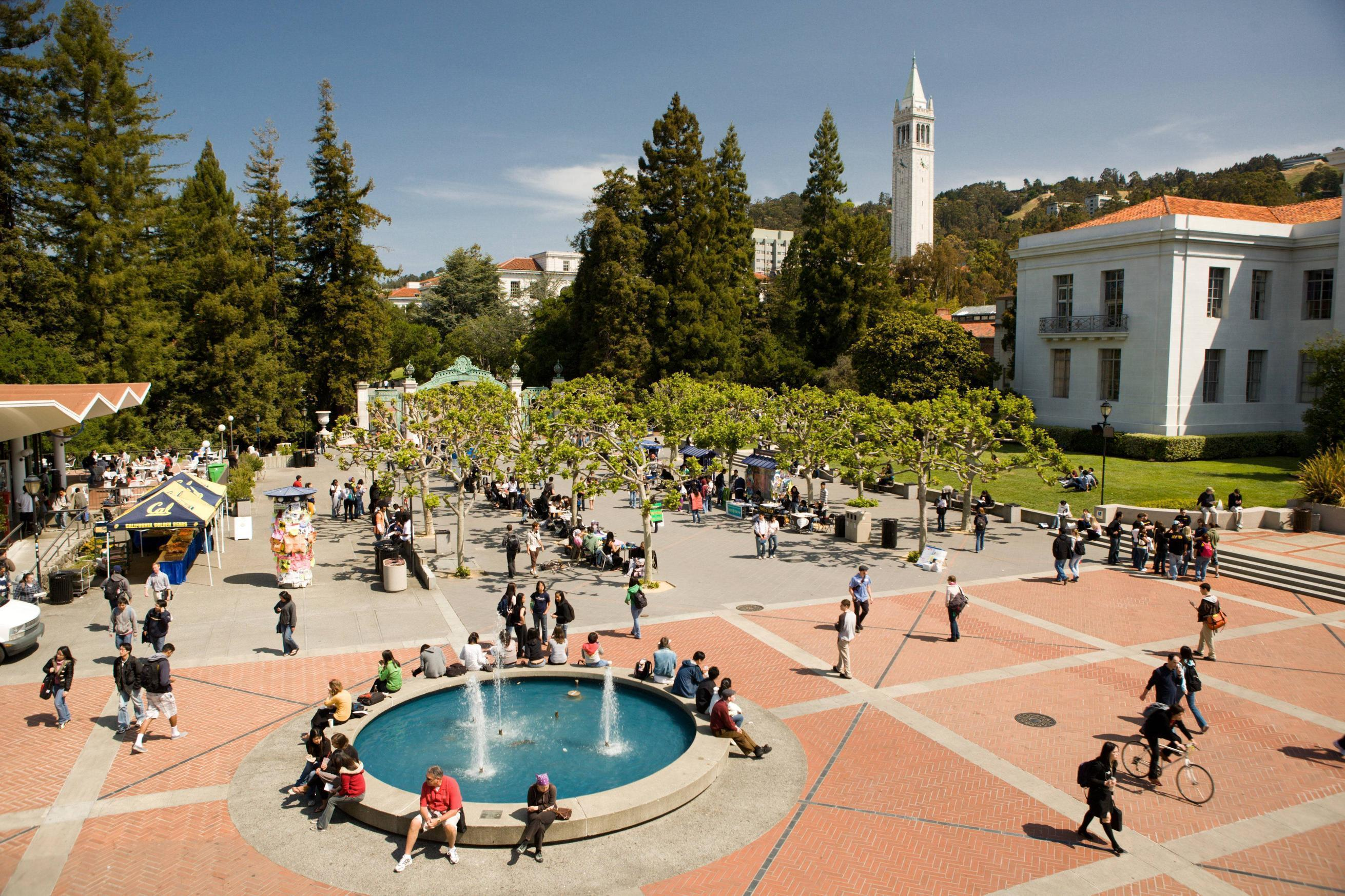UC Berkeley Wallpapers 2621x1747