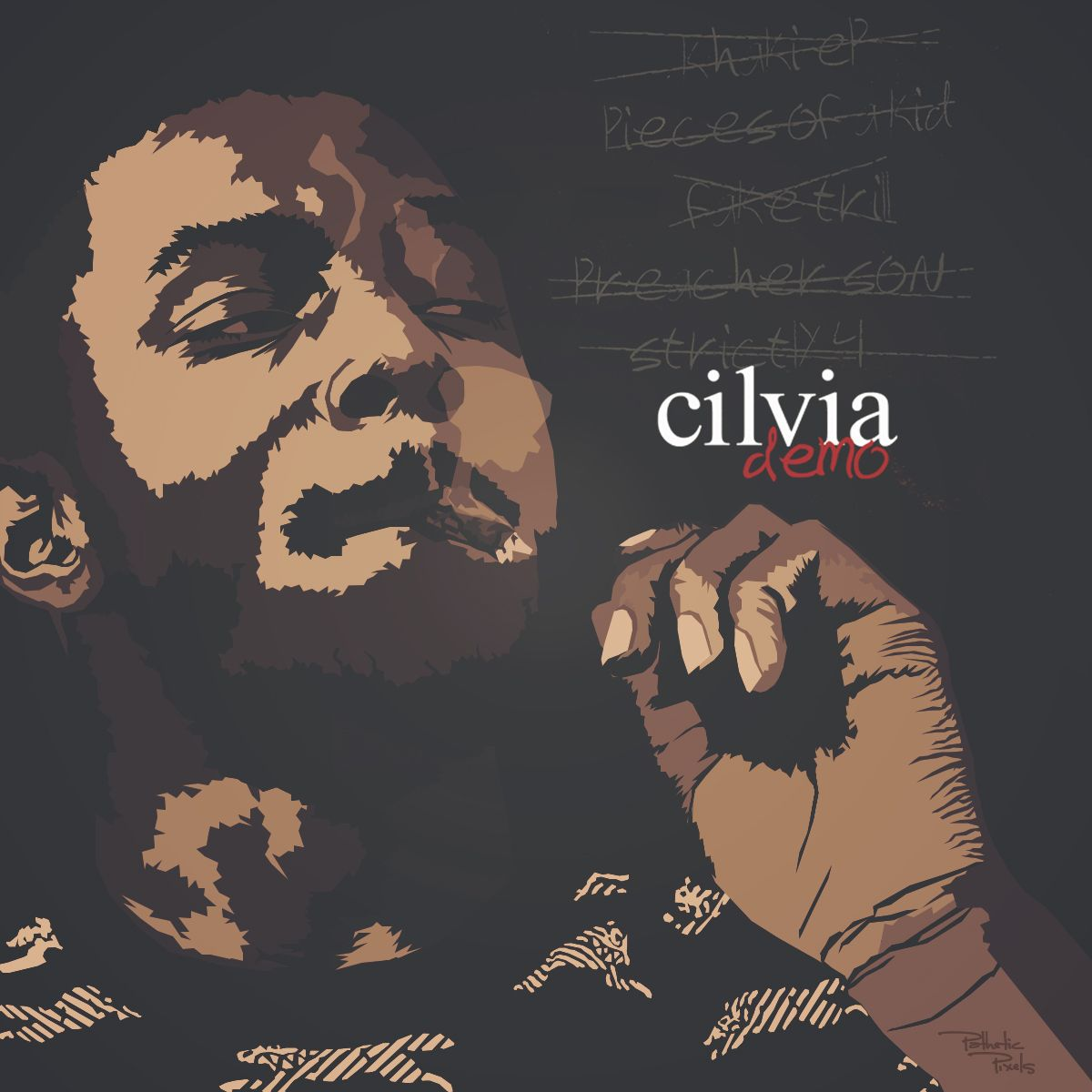 Cilvia Demo   Isaiah Rashad Album art Music albums Isaiah 1200x1200
