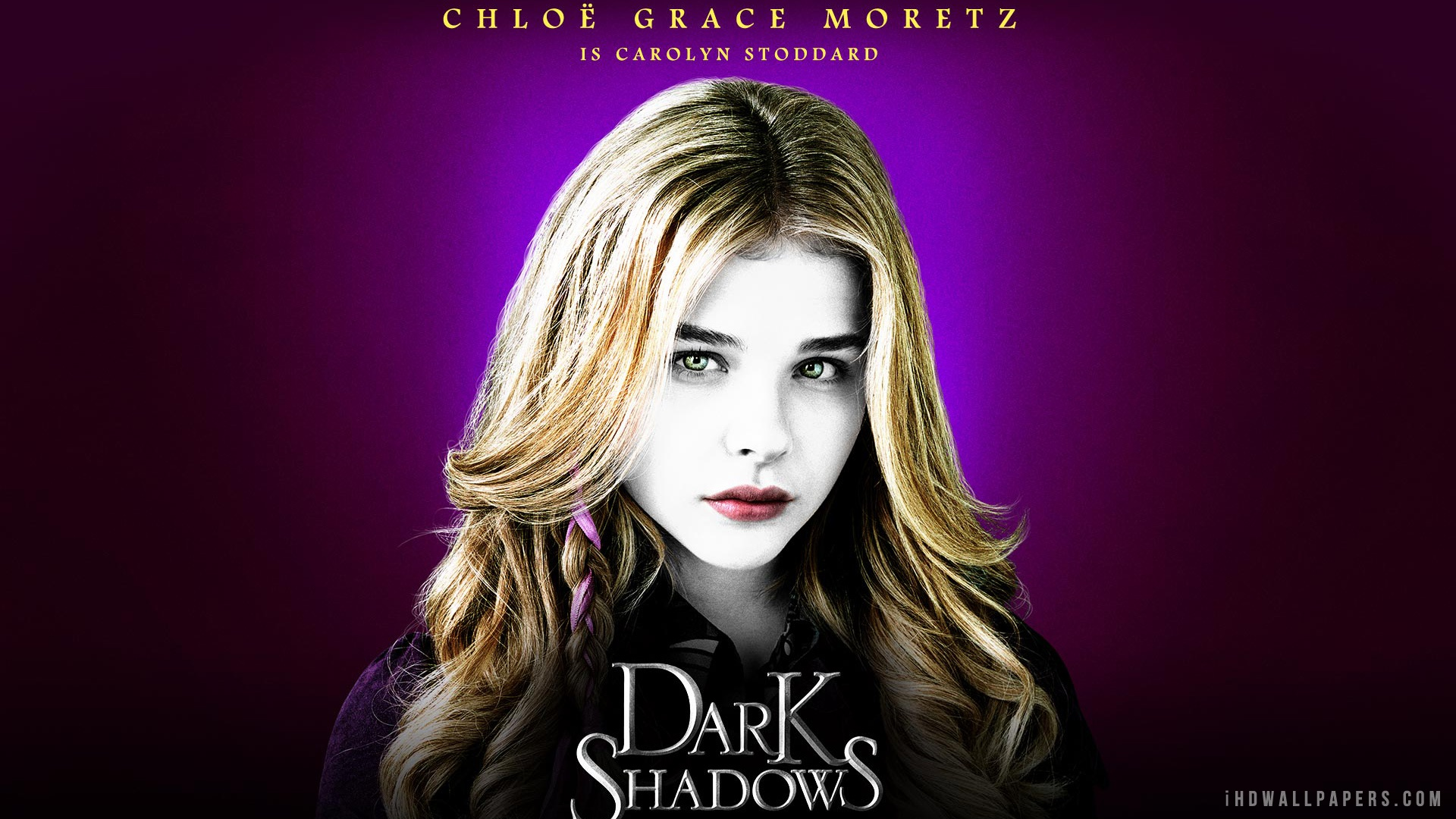 Chloe Moretz in Dark Shadows HD Wallpaper   iHD Wallpapers 1920x1080