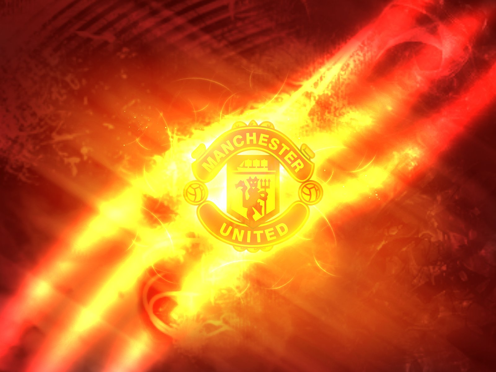 Manchester United Logo Wallpapers HD Collection Download 1600x1200