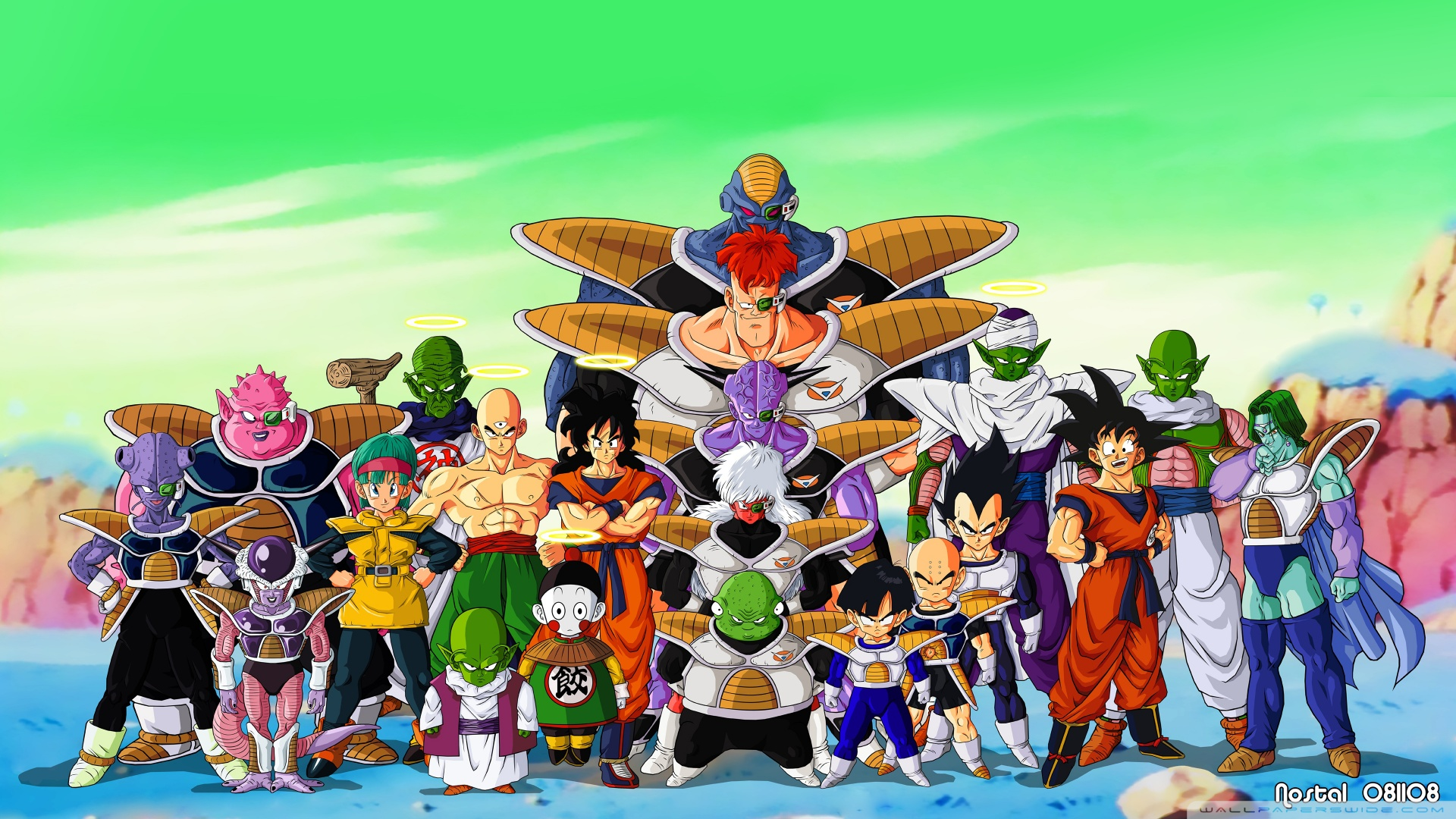 49 Best Dragon Ball Z Wallpaper On Wallpapersafari