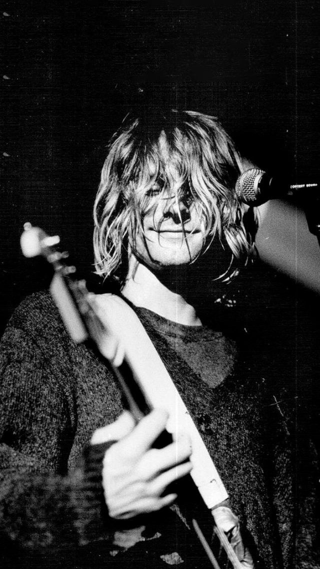 Kurt Cobain   640x1136 Wallpaper   Ecopetitcat 640x1136