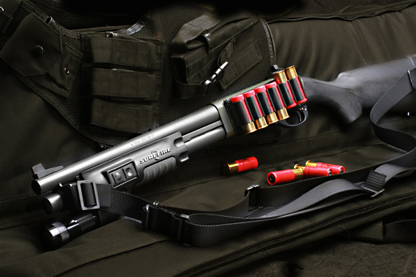 Custom Remington 870 Shotgun Wilson Vang Comp AP Nighthawk 600x400