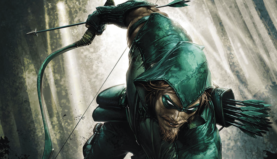 Green Arrow Wallpaper Cw The green lantern co writers 895x515