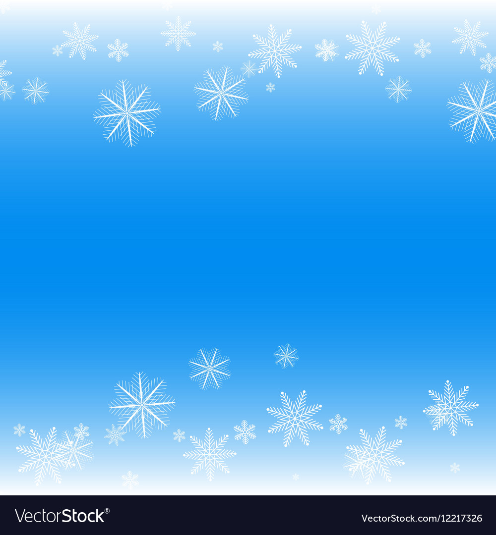Simple but cute winter background Royalty Vector Image 1000x1080