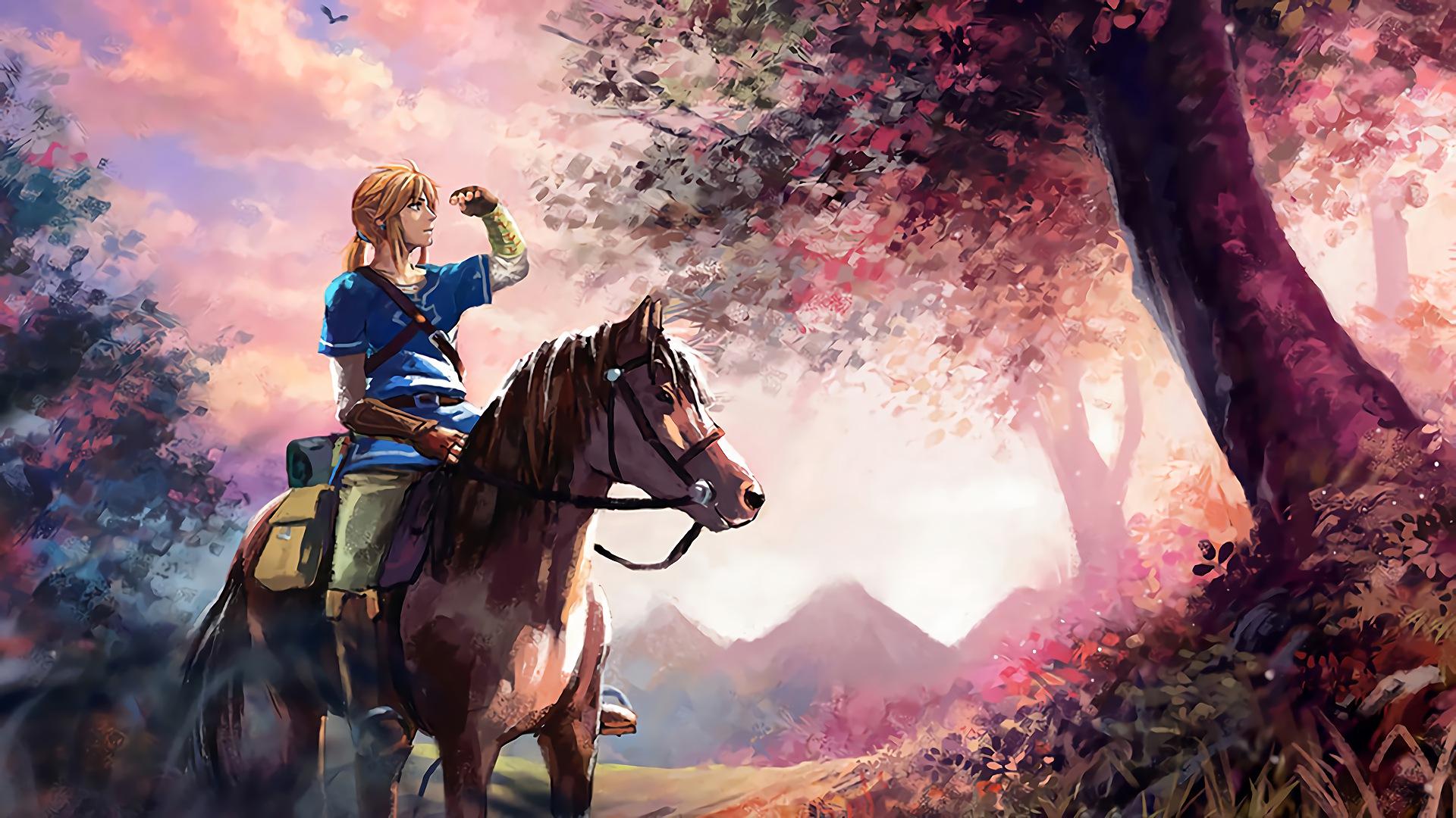 54+ The Legend Of Zelda: Breath Of The Wild HD ...