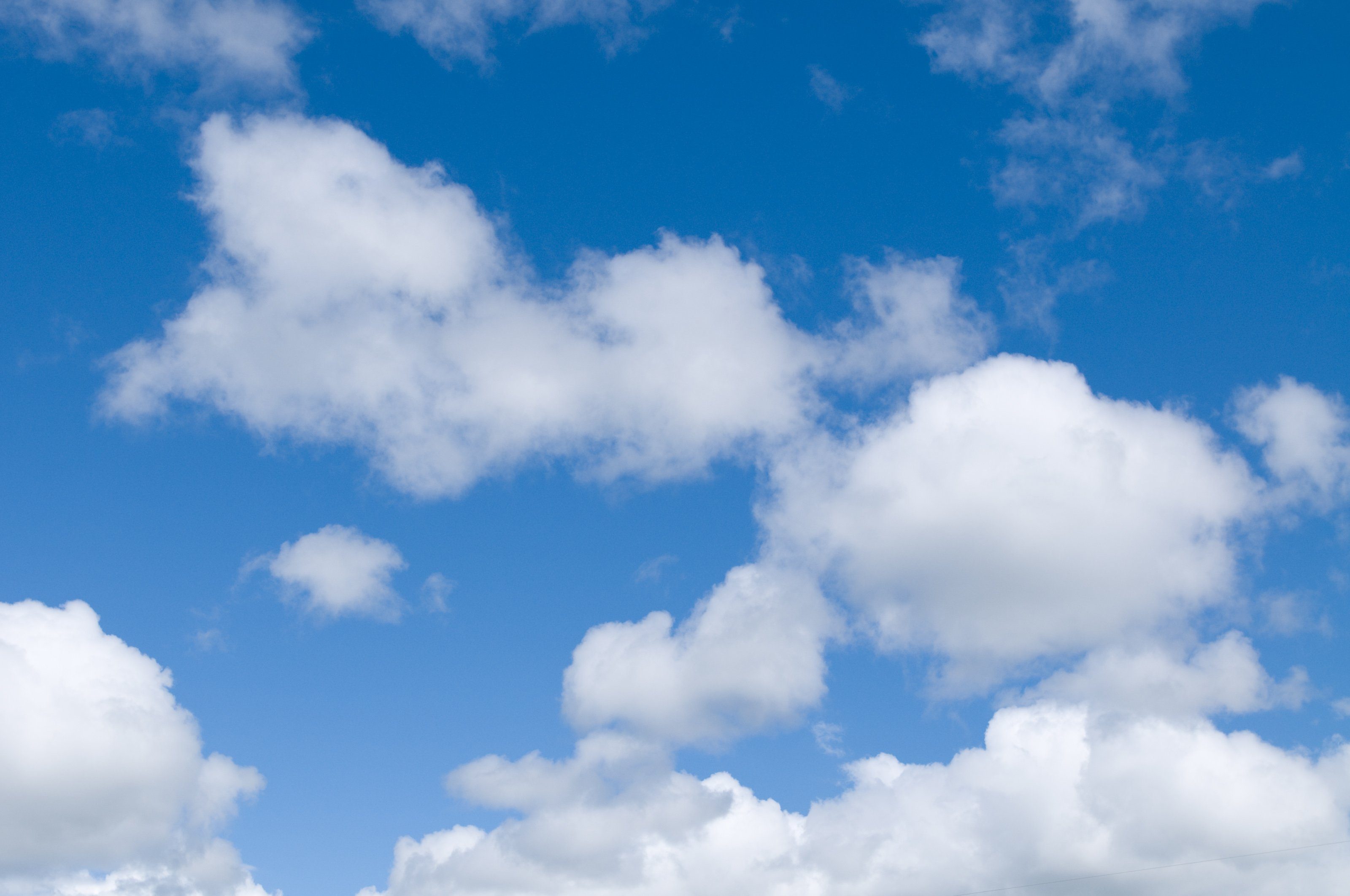Blue Sky Clouds Wallpapers and Images 3200x2125