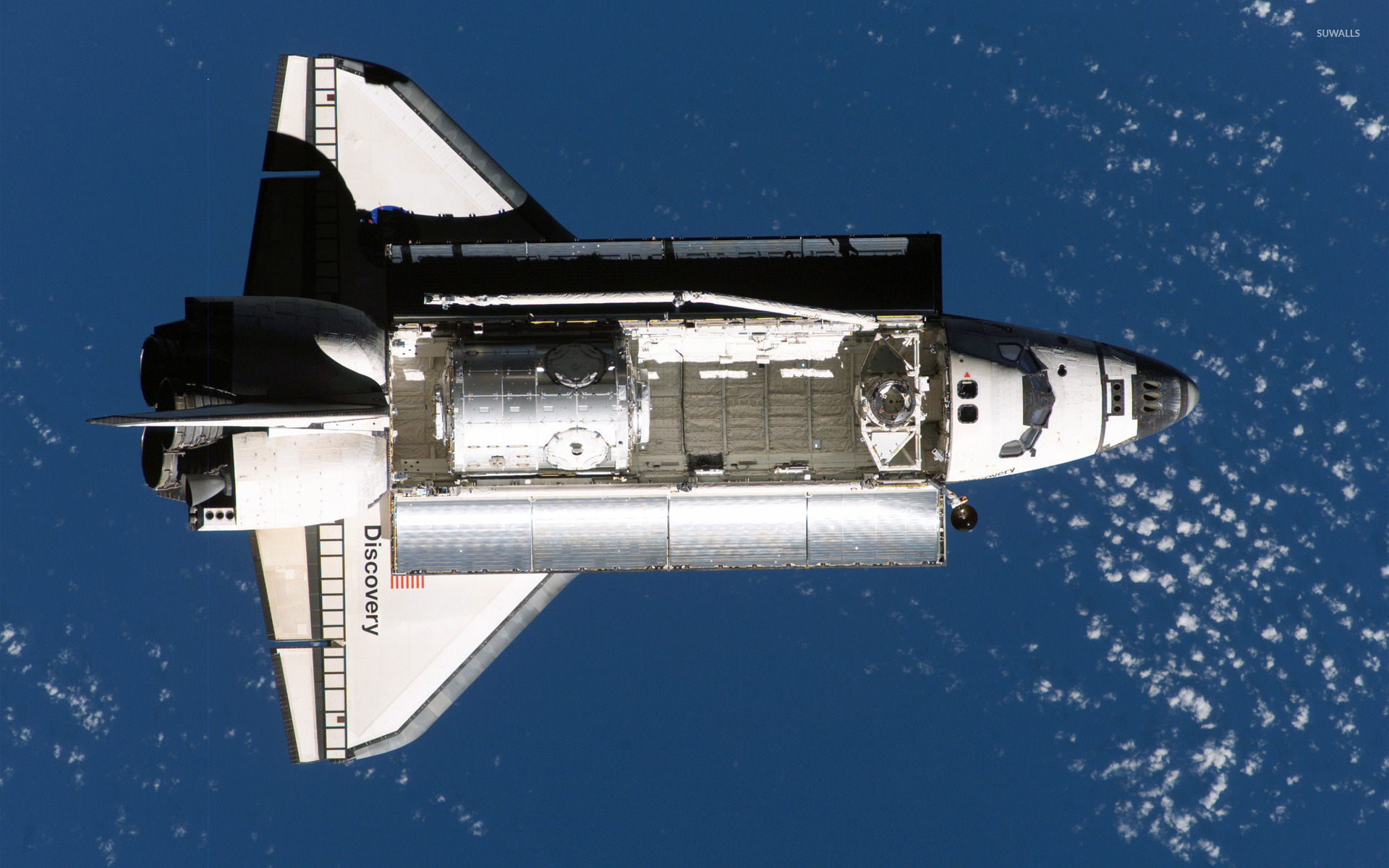 Space Shuttle Discovery wallpaper - Space wallpapers - #11428