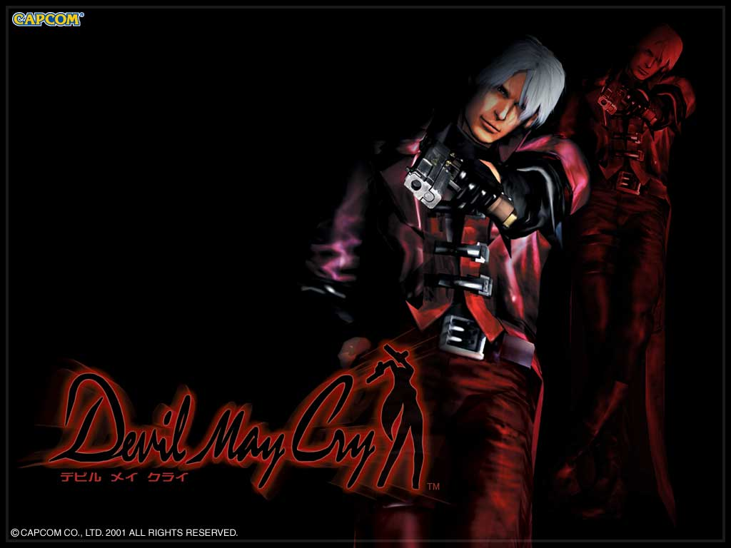 DMC   Devil May Cry 1024x768