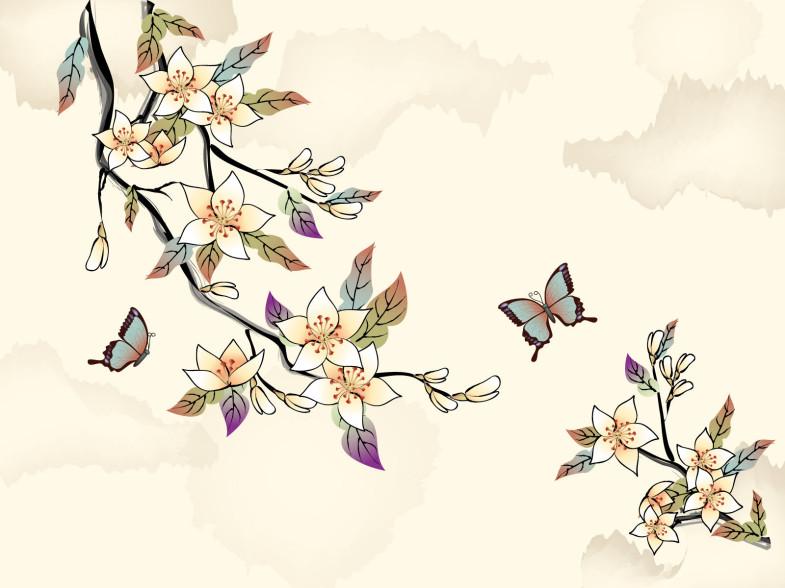 Chinese Painting Wallpaper 17338 Wallpaper Wallpaper hd 785x588