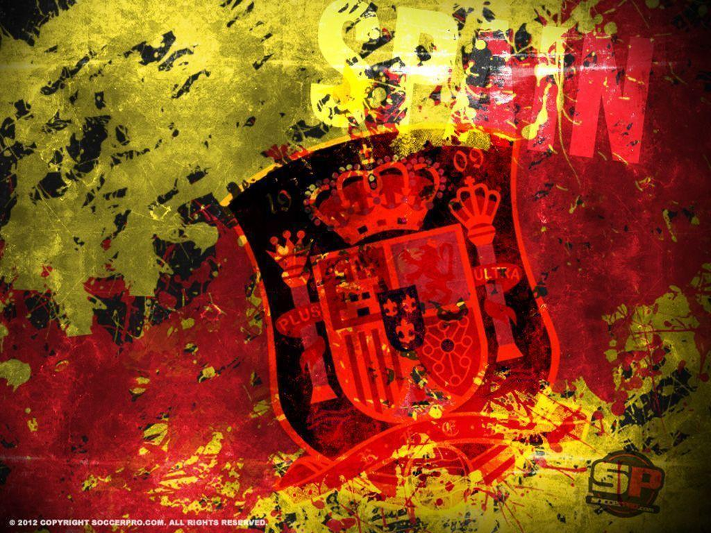 Spain Soccer Team Wallpapers 1024x768