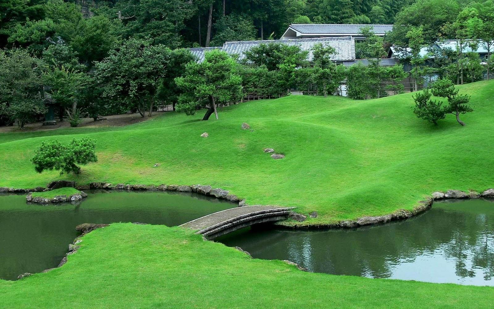 Stunning Golf Fields Landscapes HD Wallpaper Desktop Wallpapers 1600x1000