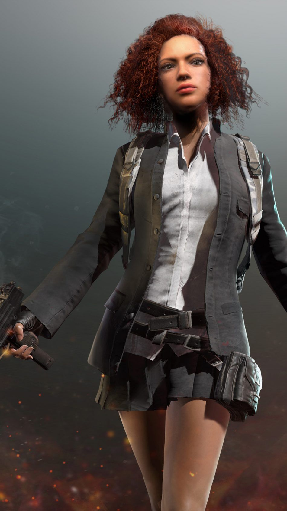 Download Pubg Game Character Ilene Pubg Gaming Wallpapers Mobile