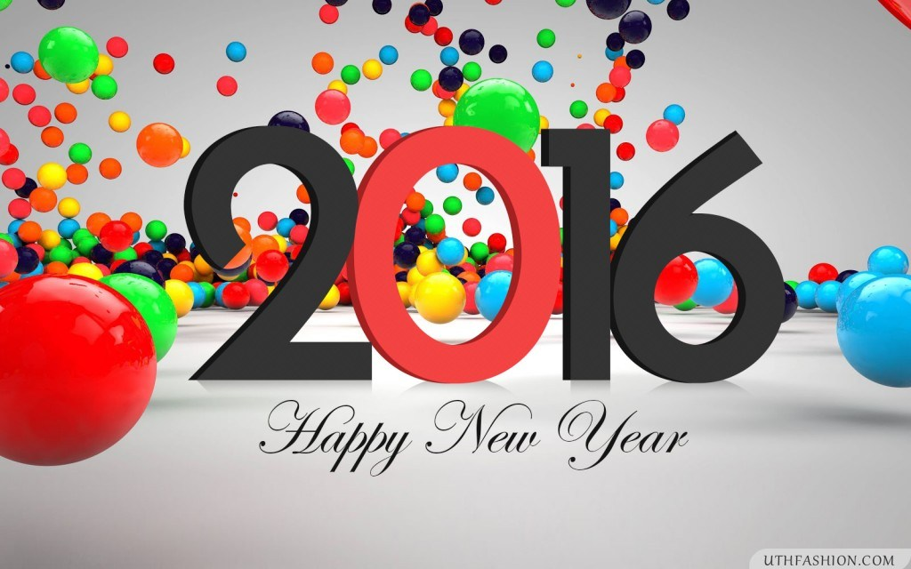 Collection of Happy New Year 2016 Wallpapers images pictures Your 1024x640