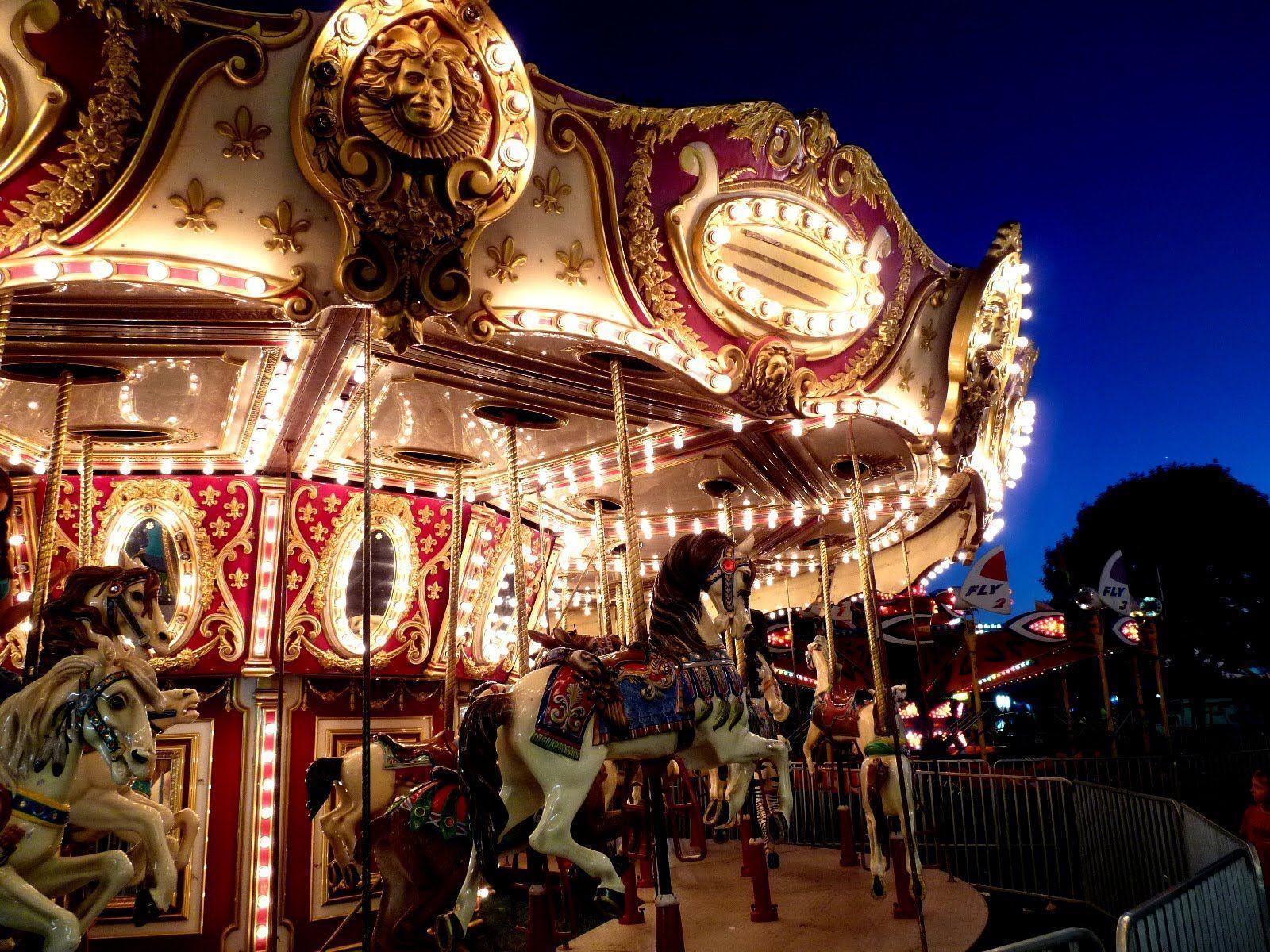 Merry Go Round Wallpapers 1600x1200