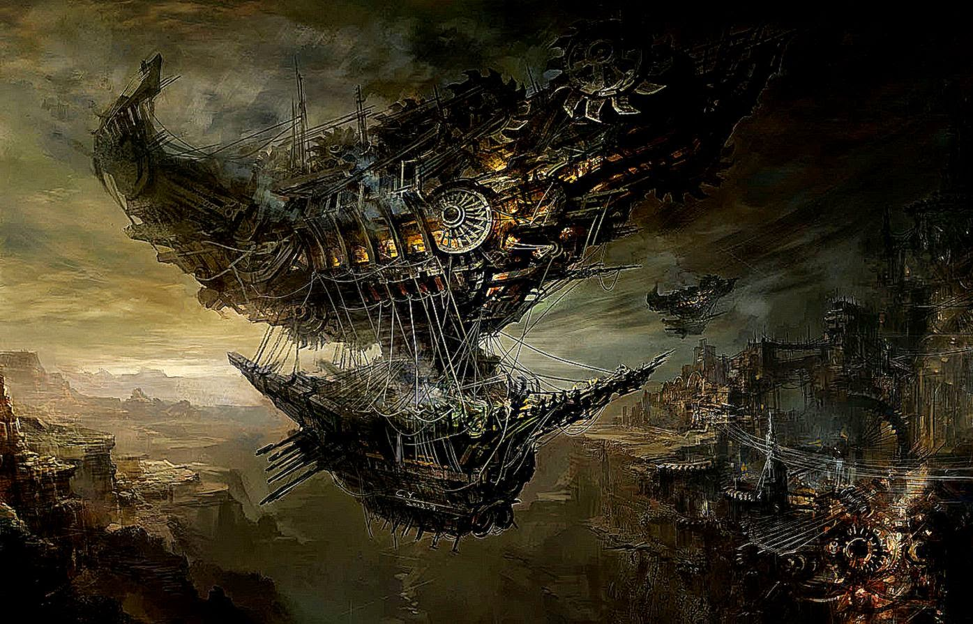 270 Steampunk Wallpapers Steampunk Backgrounds 1395x895