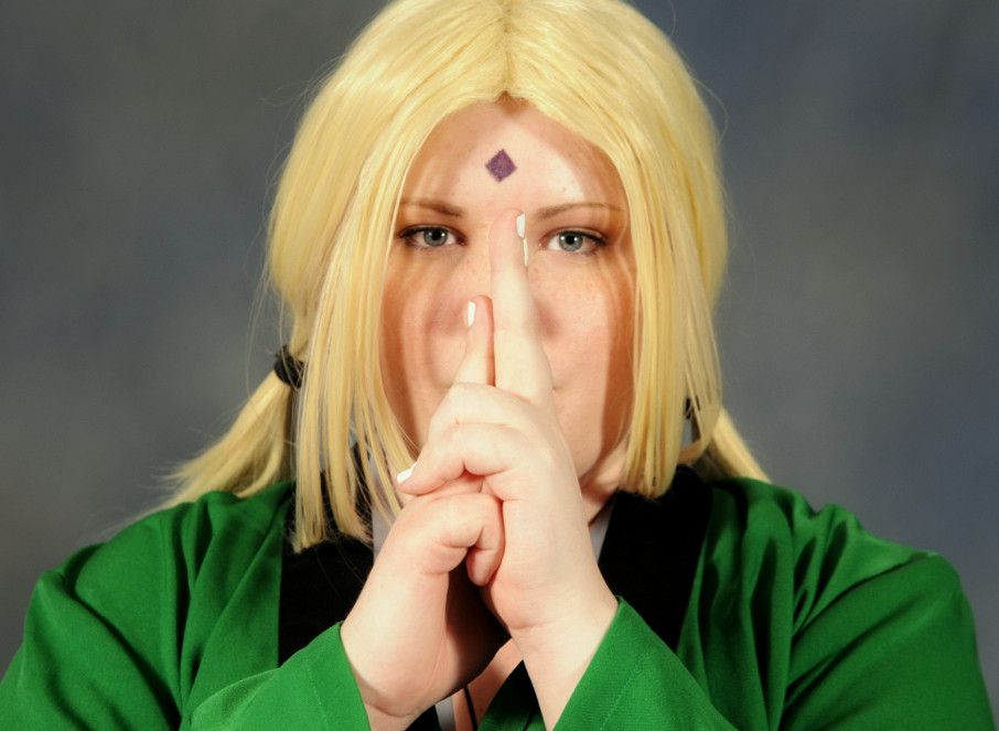 Lady Tsunade Wallpapers 906x663