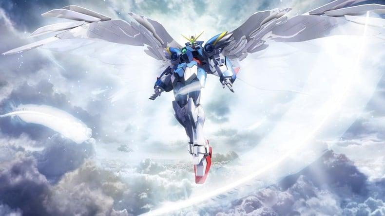 Mobile Suit Gundam Wing Wallpaper Hd Wallpaper Desktop Hd