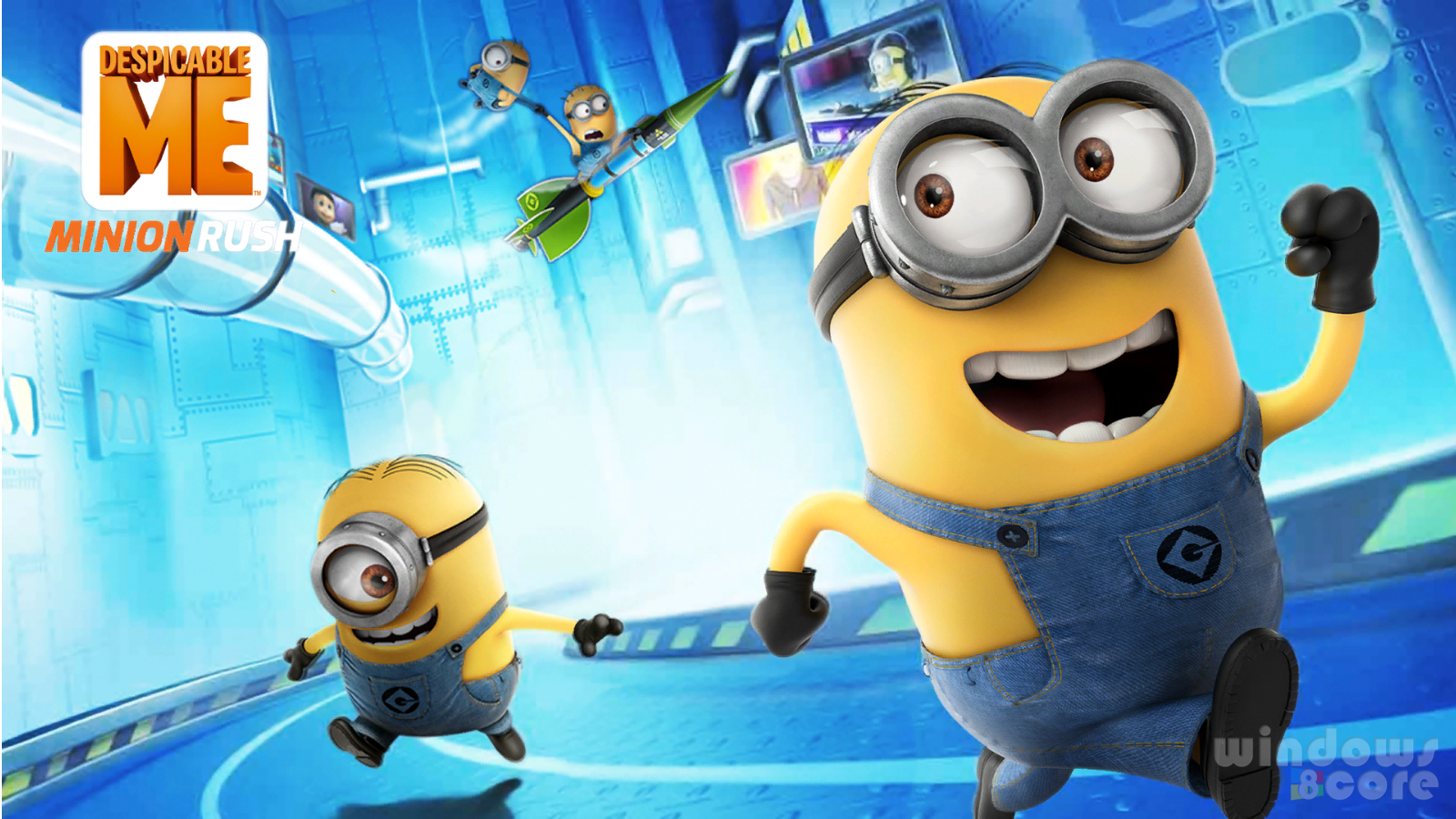 Google themes minions - Windows Store For Windows 8 And Windows 8 1 Is Getting Many Awesome