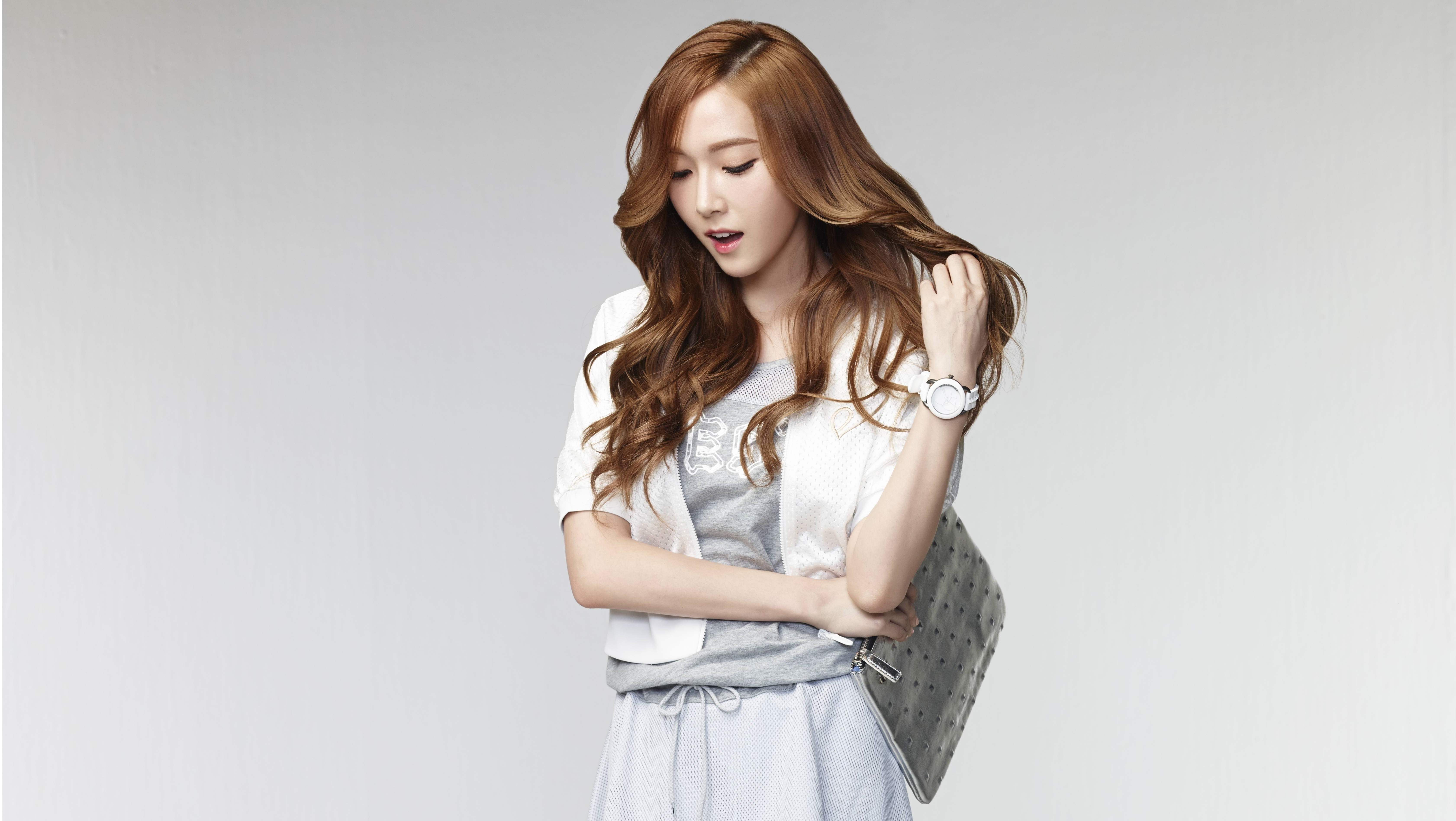 Jessica Jung Wallpaper Image Group 42 6728x3792