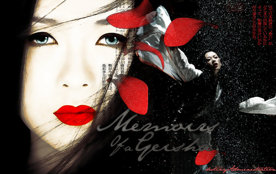 Memoirs Of A Geisha Wallpaper Memoirs of a geisha by 900x570