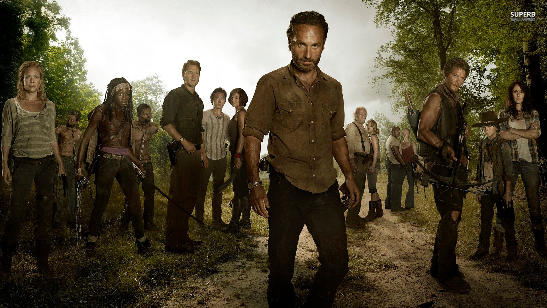 Download The Walking Dead Wallpaper at 1920 x 1080 Resolution 1920x1080