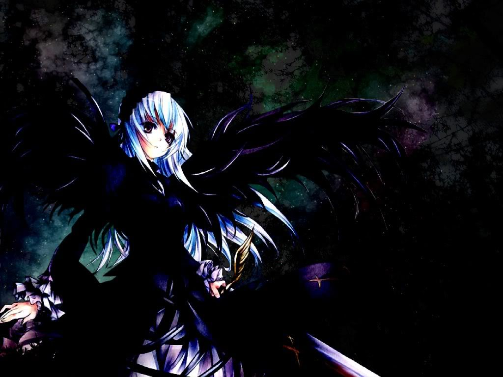 Free Download Agent And Wallpapers Dark Anime Angels