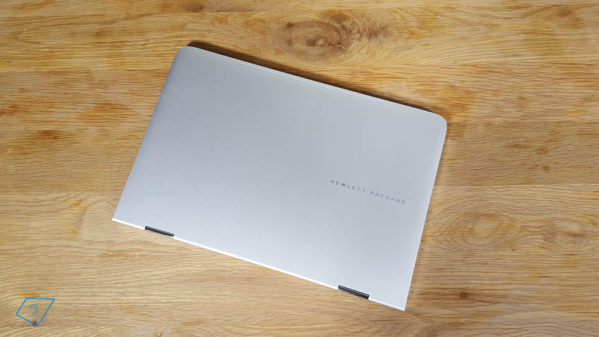 HP Spectre x360 Unboxing und erster Eindruck Video 1920x1080