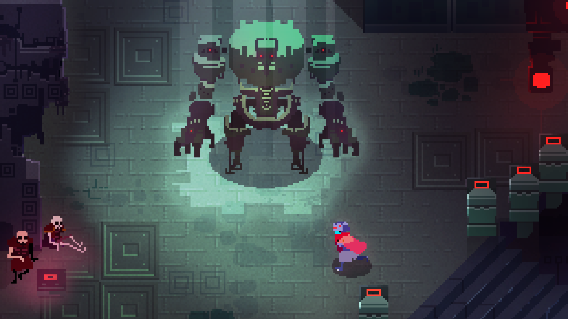 Hyper Light Drifter Video Game Wallpaper 61521 1920x1080px 1920x1080