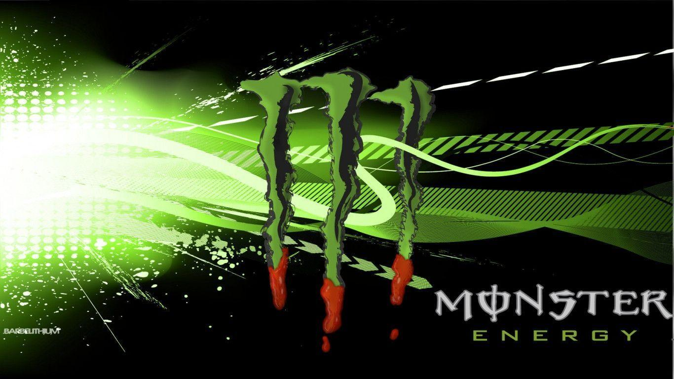 Monster Energy Wallpapers For Computer 1366x768