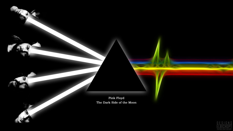 Pink Floyd Dark Side of the Moon Wallpaper by elbichopt 900x506