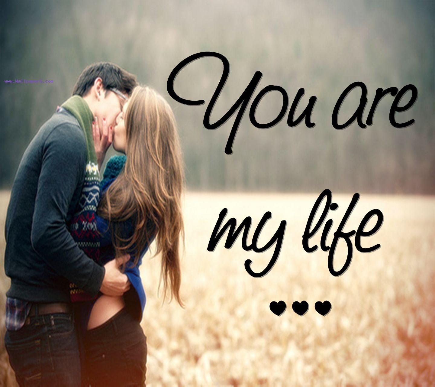 Free Download Download My Life My Love Romantic Wallpapers Mobile Version 1440x1280 For Your Desktop Mobile Tablet Explore 47 Life Wallpaper Free Download Wallpaper About Love And Life Life
